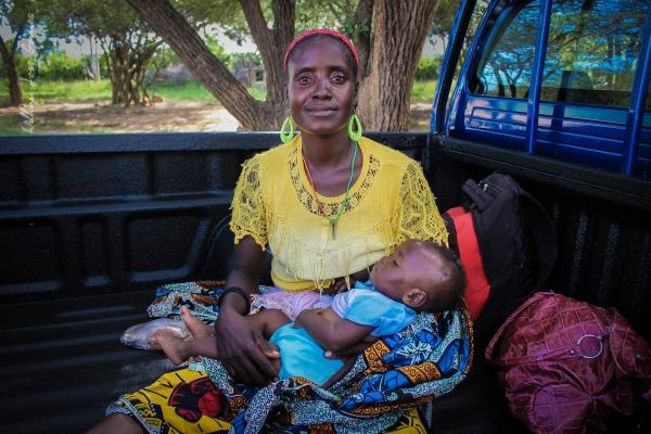 Afrika Mother