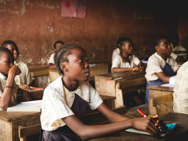 Read more about the article Education is a gateway to development