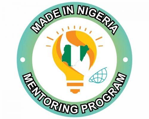 Logo Made In Nigeria Mentoring Program